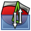 Hydrostatics tool icon.