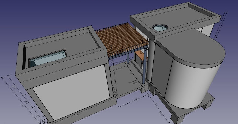 Arch Panel Tutorial Freecad Documentation