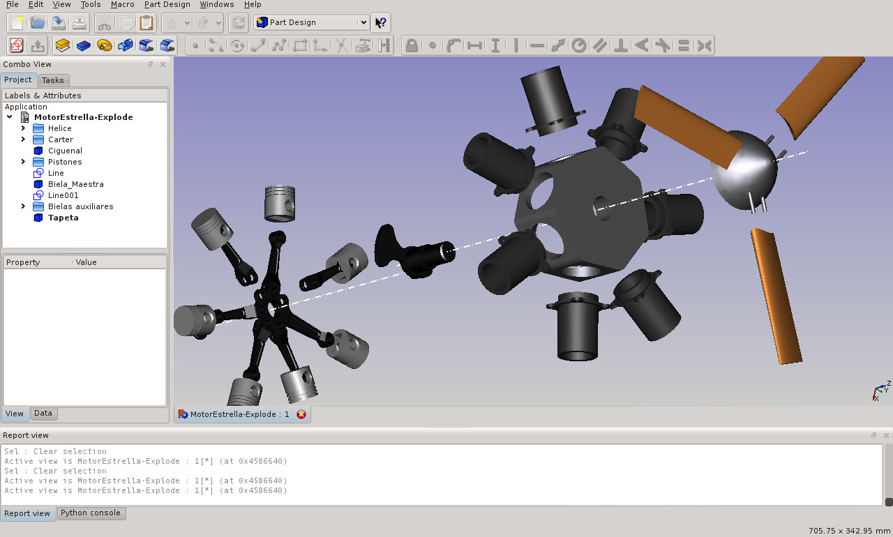 Part Design As Assembly Alternative Freecad Forum