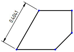 TechDraw Dimension Length example.png