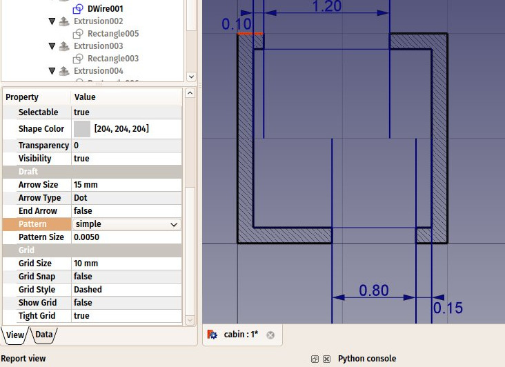 Manual:Traditional 2D drafting - FreeCAD Documentation
