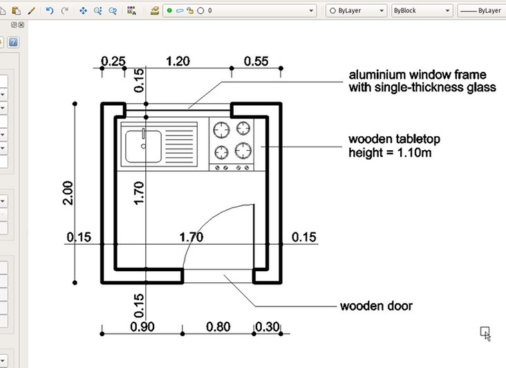 traditional 2d drafting 183 a freecad manual