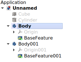 PartDesign Body BaseFeature tree.png
