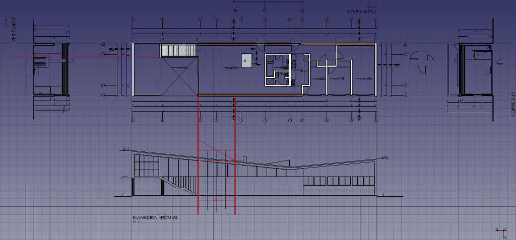 Tutorial Di Architettura Freecad Documentation