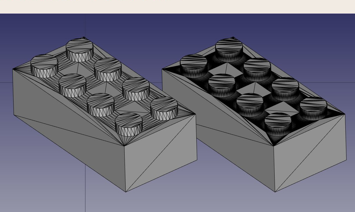 Manual:Preparing models for 3D printing - FreeCAD Documentation