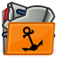 Example ship geometries loader icon.