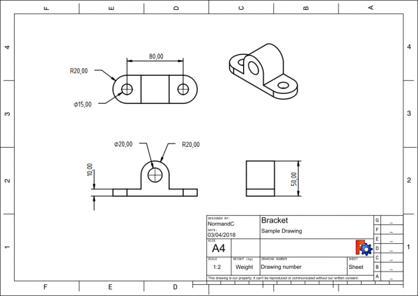 techdraw module freecad documentation