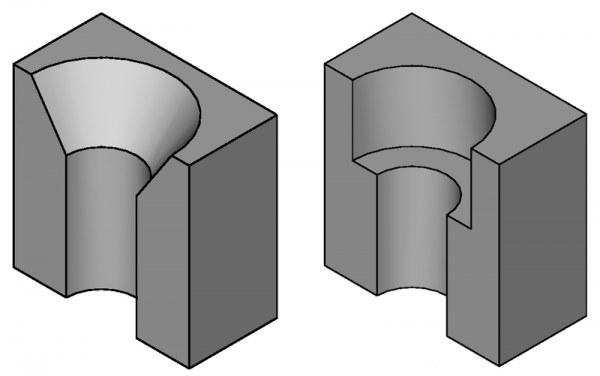 Countersunk and counterbored holes cross-section1.png