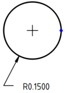 TechDraw Dimension Radius example.png
