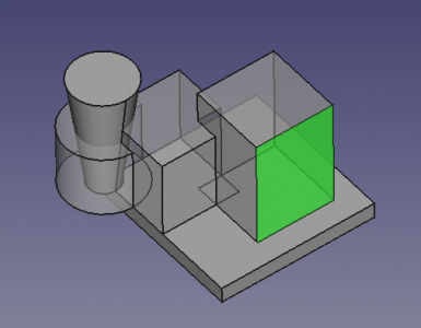 FreeCAD Selection view pick hidden 3D.png