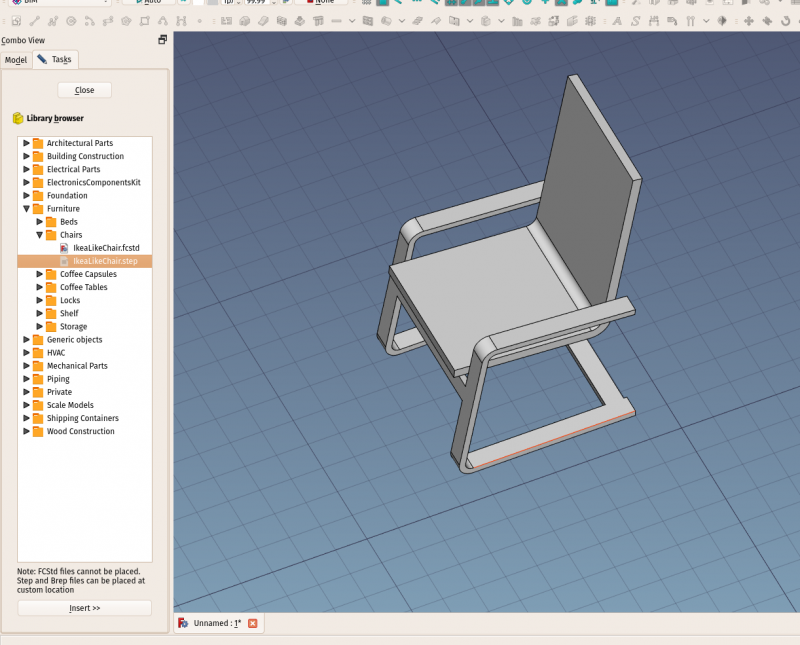 BIM Library - FreeCAD Documentation
