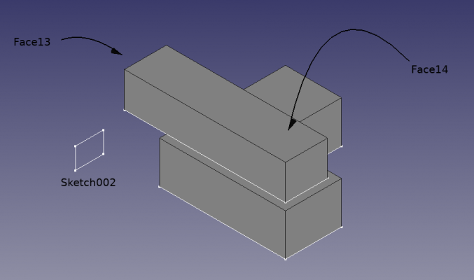FreeCAD topological problem 11 solid 2 faces.png