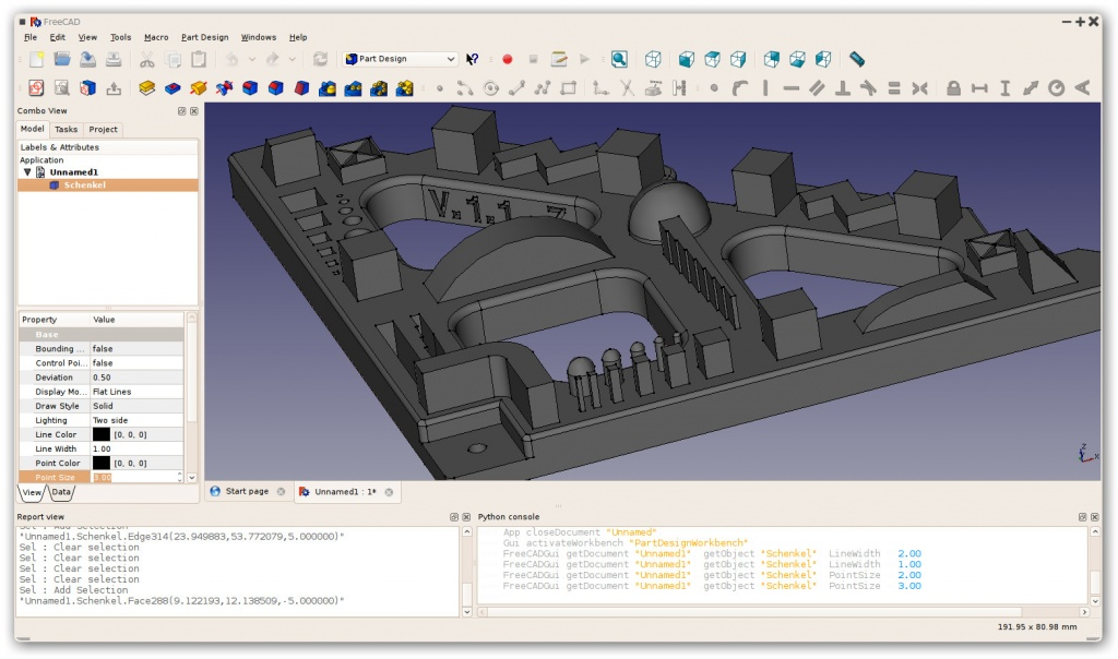 About freecad freecad documentation for Cad 3d free italiano