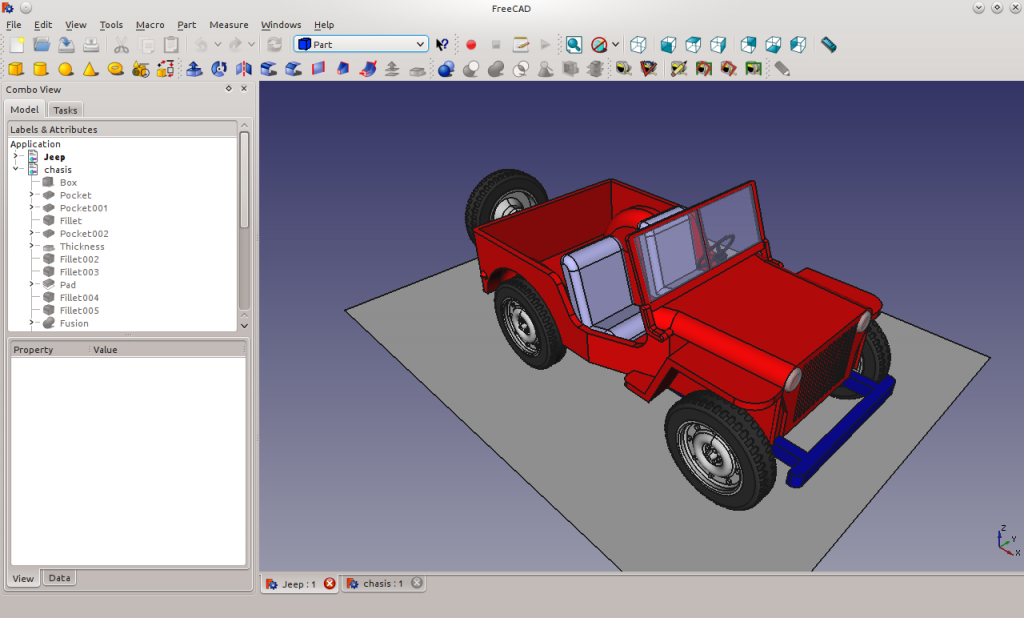 Freecad jeep.png