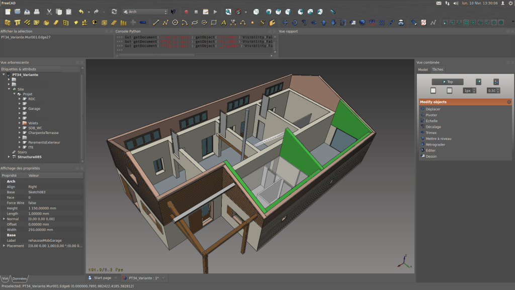 Rockn house2png Screenshots FreeCAD Documentation