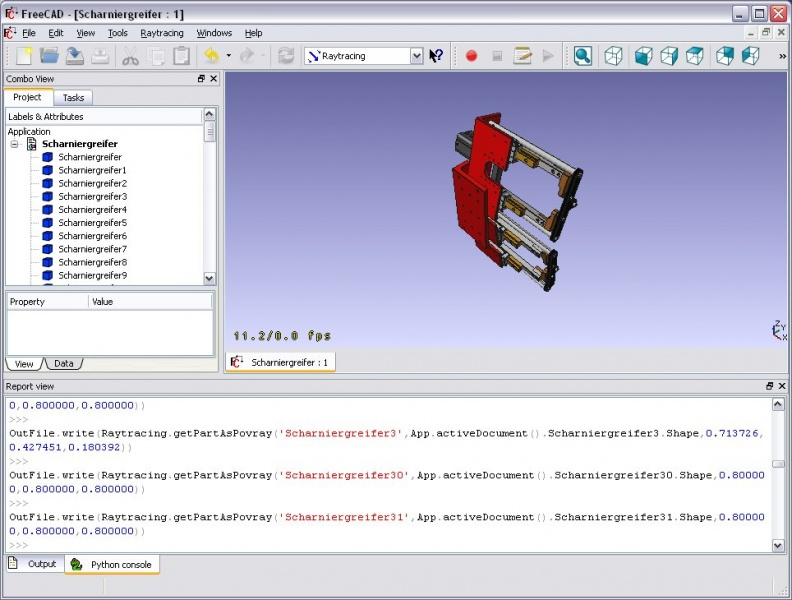File Freecad Freecad Documentation