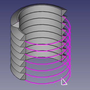 T13 11 Threads Helical thread coil sliced.png