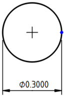 TechDraw Dimension Diameter example.png