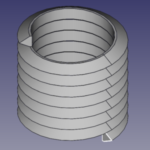 T13 10 Threads Helical thread coil.png