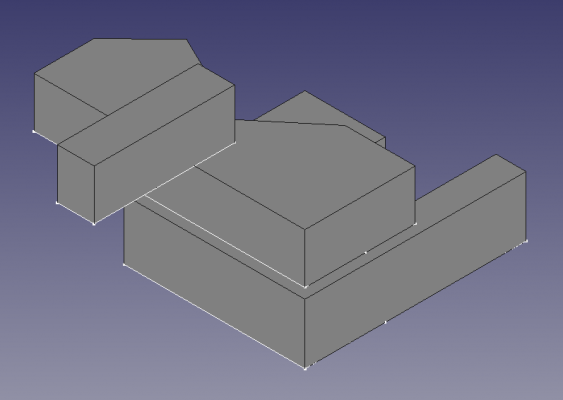 FreeCAD topological problem 21 independent solids all.png