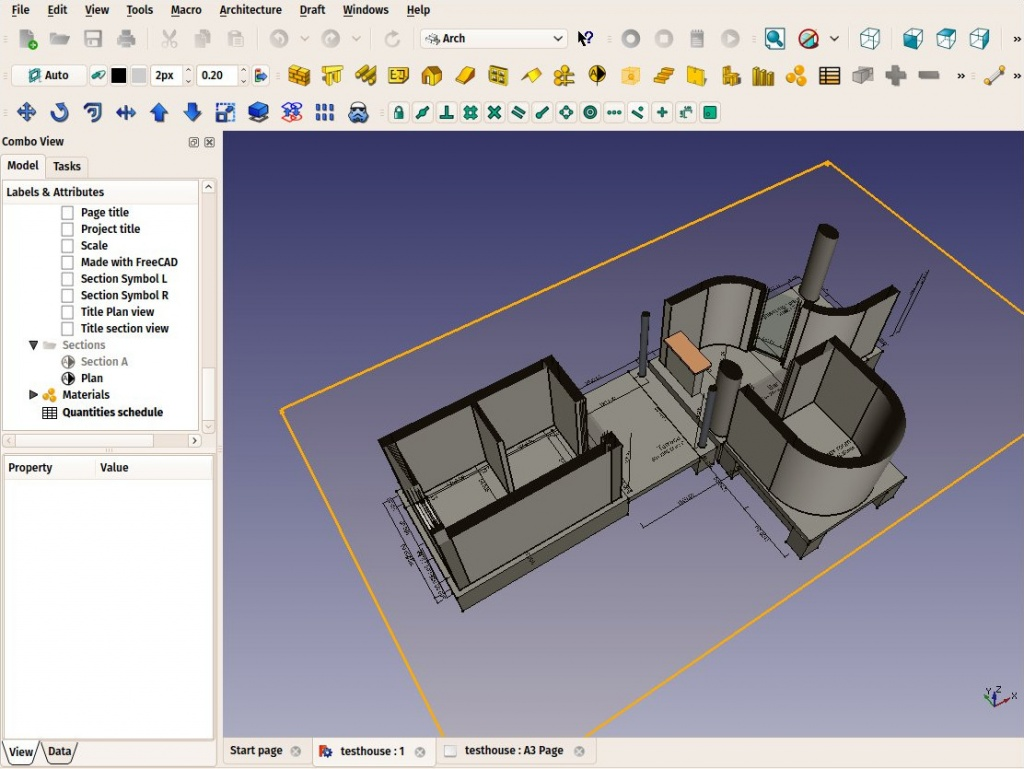 Release notes freecad documentation Free building drawing software